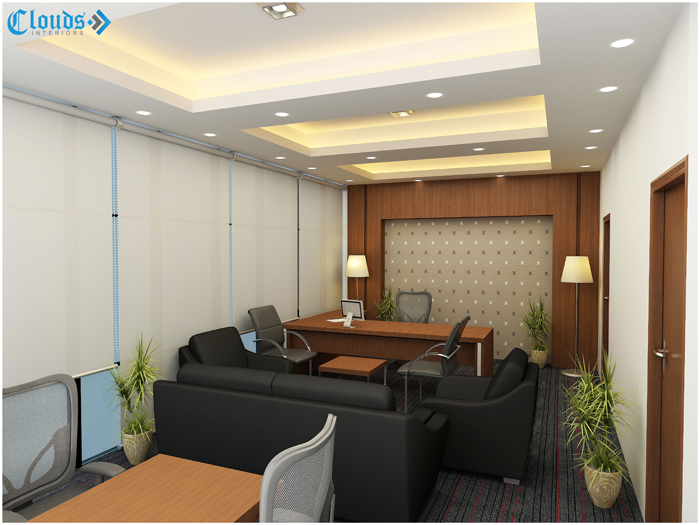 DOHA INSURANCE COMPANY Clouds Interiors