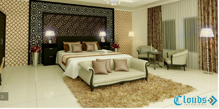 RESIDENCE AT PEARL QATAR Clouds Interiors