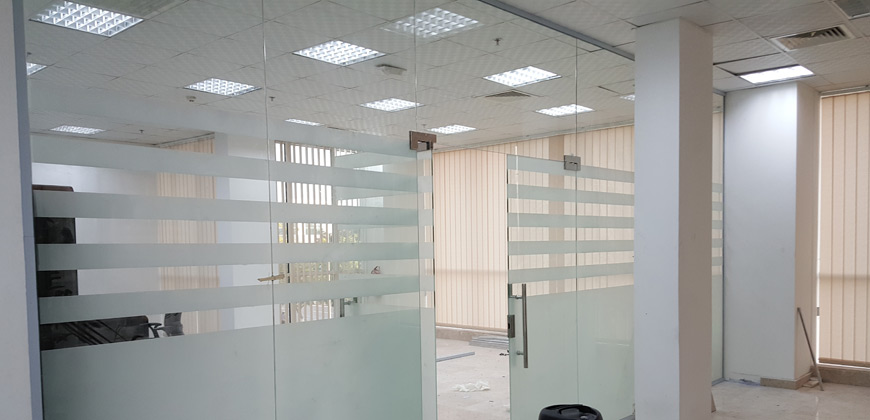 Frameless Glass Wall - Products And Services - Clouds